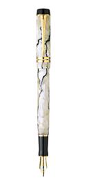 Bút máy Parker Duofold 07 vân ngọc trai cài vàng