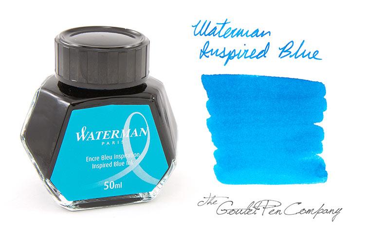 Lọ Mực Waterman xanh Biển (Lọ 50ml)