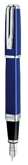 Bút máy Exception slim Blue cài trắng
