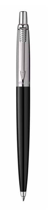 bút bi parker Jotter vỏ nhựa đen