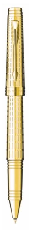 Bút dạ bi parker Premier 09 dulux Gold cài vàng