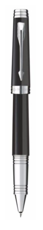Bút dạ parker Premier 09 black cài trắng