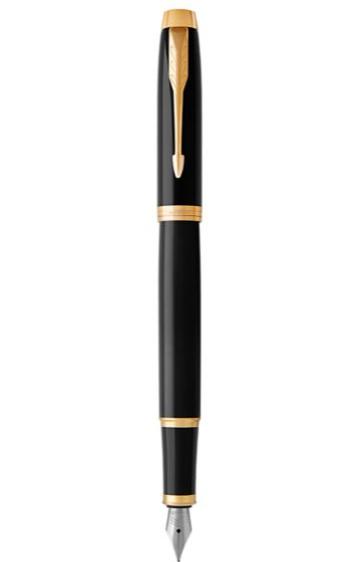 Bút máy Parker IM 2017 black cài vàng