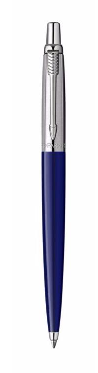 Bút bi Jotter vỏ nhựa xanh cài trắng
